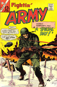 Cover Thumbnail for Fightin' Army (Charlton, 1956 series) #70