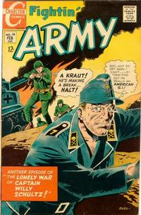 Cover Thumbnail for Fightin' Army (Charlton, 1956 series) #78