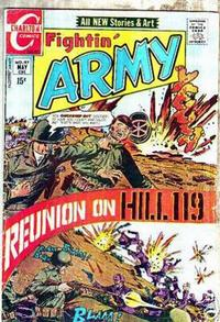 Cover Thumbnail for Fightin' Army (Charlton, 1956 series) #97