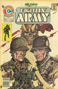 Cover Thumbnail for Fightin' Army (Charlton, 1956 series) #121