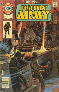 Cover for Fightin' Army (Charlton, 1956 series) #122