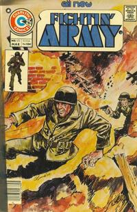 Cover Thumbnail for Fightin' Army (Charlton, 1956 series) #123