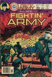 Cover Thumbnail for Fightin' Army (Charlton, 1956 series) #129