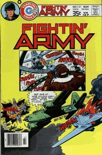 Cover Thumbnail for Fightin' Army (Charlton, 1956 series) #131