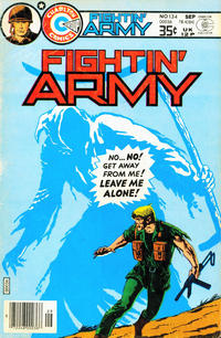 Cover Thumbnail for Fightin' Army (Charlton, 1956 series) #134