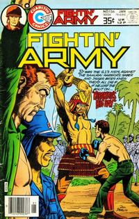 Cover Thumbnail for Fightin' Army (Charlton, 1956 series) #136
