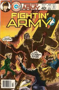 Cover Thumbnail for Fightin' Army (Charlton, 1956 series) #137