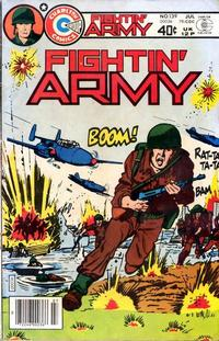 Cover Thumbnail for Fightin' Army (Charlton, 1956 series) #139