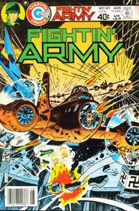 Cover Thumbnail for Fightin' Army (Charlton, 1956 series) #140