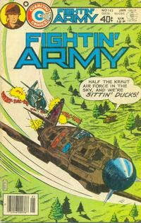Cover Thumbnail for Fightin' Army (Charlton, 1956 series) #143