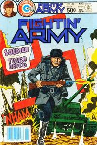 Cover Thumbnail for Fightin' Army (Charlton, 1956 series) #153