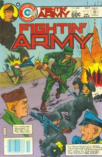 Cover Thumbnail for Fightin' Army (Charlton, 1956 series) #160