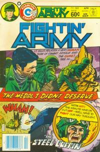Cover Thumbnail for Fightin' Army (Charlton, 1956 series) #163