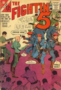 Cover Thumbnail for Fightin' Five (Charlton, 1964 series) #32