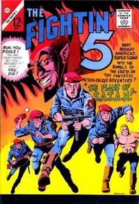 Cover Thumbnail for Fightin' Five (Charlton, 1964 series) #38