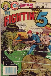 Cover Thumbnail for Fightin' Five (Charlton, 1981 series) #47