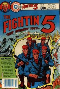 Cover Thumbnail for Fightin' Five (Charlton, 1981 series) #48