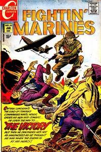 Cover Thumbnail for Fightin' Marines (Charlton, 1955 series) #95