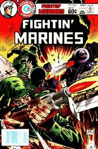 Cover Thumbnail for Fightin' Marines (Charlton, 1955 series) #165