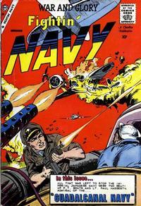 Cover Thumbnail for Fightin' Navy (Charlton, 1956 series) #89