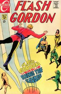 Cover Thumbnail for Flash Gordon (Charlton, 1969 series) #12