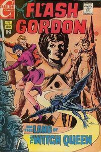 Cover Thumbnail for Flash Gordon (Charlton, 1969 series) #14