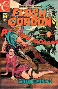 Cover Thumbnail for Flash Gordon (Charlton, 1969 series) #17