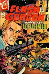 Cover Thumbnail for Flash Gordon (Charlton, 1969 series) #18