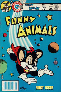 Cover Thumbnail for Funny Animals (Charlton, 1984 series) #1