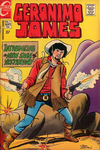 Cover Thumbnail for Geronimo Jones (Charlton, 1971 series) #1