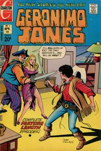 Cover Thumbnail for Geronimo Jones (Charlton, 1971 series) #5