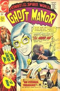 Cover Thumbnail for Ghost Manor (Charlton, 1968 series) #14