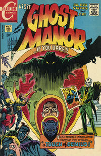 Cover Thumbnail for Ghost Manor (Charlton, 1971 series) #2