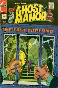 Cover Thumbnail for Ghost Manor (Charlton, 1971 series) #5