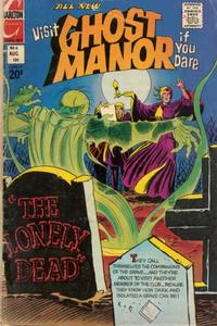 Cover Thumbnail for Ghost Manor (Charlton, 1971 series) #6