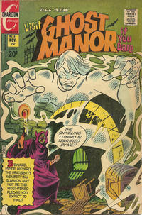 Cover Thumbnail for Ghost Manor (Charlton, 1971 series) #8