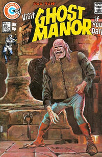 Cover Thumbnail for Ghost Manor (Charlton, 1971 series) #19