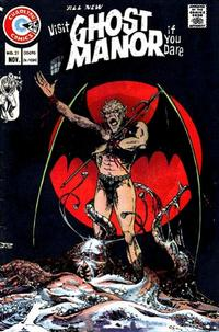 Cover Thumbnail for Ghost Manor (Charlton, 1971 series) #21