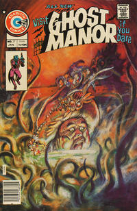 Cover Thumbnail for Ghost Manor (Charlton, 1971 series) #27