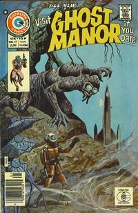 Cover Thumbnail for Ghost Manor (Charlton, 1971 series) #29