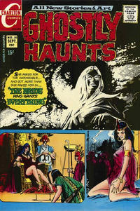 Cover Thumbnail for Ghostly Haunts (Charlton, 1971 series) #20