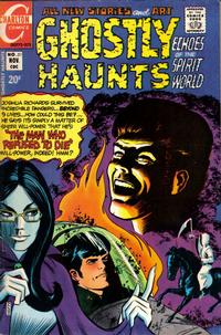 Cover Thumbnail for Ghostly Haunts (Charlton, 1971 series) #21