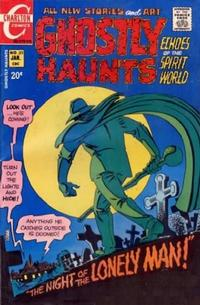 Cover Thumbnail for Ghostly Haunts (Charlton, 1971 series) #22