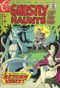 Cover Thumbnail for Ghostly Haunts (Charlton, 1971 series) #23