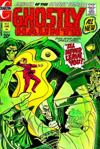 Cover Thumbnail for Ghostly Haunts (Charlton, 1971 series) #25