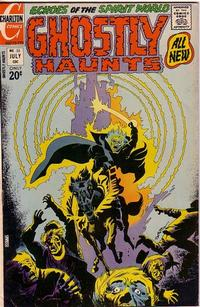 Cover Thumbnail for Ghostly Haunts (Charlton, 1971 series) #33