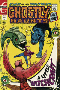 Cover Thumbnail for Ghostly Haunts (Charlton, 1971 series) #34