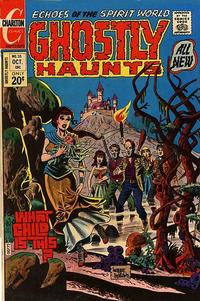 Cover Thumbnail for Ghostly Haunts (Charlton, 1971 series) #35