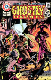 Cover Thumbnail for Ghostly Haunts (Charlton, 1971 series) #42