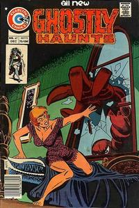 Cover Thumbnail for Ghostly Haunts (Charlton, 1971 series) #47